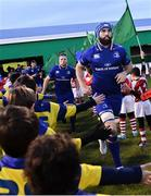 2 December 2017; Scott Fardy of Leinster ahead of the Guinness PRO14 Round 10 match between Benetton and Leinster at the Stadio Comunale di Monigo in Treviso, Italy. Photo by Ramsey Cardy/Sportsfile