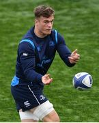 4 December 2017; Josh van der Flier during Leinster rugby squad training at Donnybrook Stadium in Dublin. Photo by Ramsey Cardy/Sportsfile