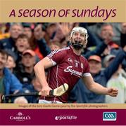 4 December 2017; The cover of A Season of Sunday's 2017. Photo by Sportsfile