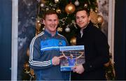 4 December 2017; In attendance at the launch of the A Season of Sundays 2017 at The Croke Park in Dublin are All-Ireland winning Dublin footballers Ciaran Kilkenny, left, and Dean Rock. Photo by Stephen McCarthy/Sportsfile