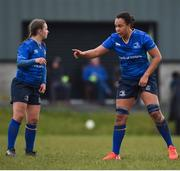 3 December 2017; Sophie Spence of Leinster during the Women's Interprovincial Rugby match between Ulster and Leinster at Dromore RFC in Dromore, Co Antrim. Photo by David Fitzgerald/Sportsfile