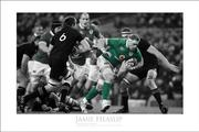 Jamie Heaslip, Ireland v All Blacks 2016.