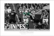 Ultan Dillane, Ireland v All Blacks 2016