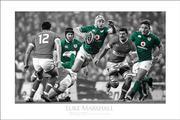 Luke Marshall, Ireland v Canada 2016