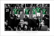"""The Haka"", Ireland v All Blacks 2016."