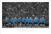 The Dublin Team, Dublin v Mayo Football Final 2017.