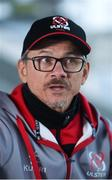 6 December 2017; Ulster Director of Rugby Les Kiss during an Ulster Rugby press conference at Kingspan Stadium in Belfast. Photo by Oliver McVeigh/Sportsfile