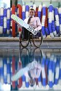 7 December 2017; John Fulham, president of Paralympics Ireland, during Para Swimming Allianz European Championships Volunteer Appeal at National Aquatic Centre in Dublin. Over 600 volunteers are needed for the Para Swimming Allianz European Championships that are being held at the National Aquatic Centre from August 13-19th 2018. Four-time Paralympian and current Paralympics Ireland President, John Fulham, urged supporters of swimming, sports and Paralympic sports to log on to www.paralympics.ie to volunteer their time.