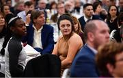 6 December 2017; Michaela Walsh in attendance during the Irish Life Health National Athletics Awards 2017 at Crowne Plaza in Santry, Dublin. Photo by Sam Barnes/Sportsfile