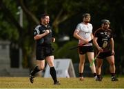 9 December 2017; Referee Fergal Horgan during the PwC All Star Tour 2017 - All Star Hurling game at the Singapore Recreation Club, The Padang, in Singapore. Photo by Ray McManus/Sportsfile