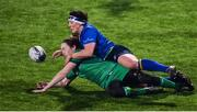 9 December 2017; Lindsay Peat of Leinster in action against Clodagh Dunne of Connacht during the Women's Interprovincial Series match between Leinster and Connacht at Donnybrook Stadium in Dublin. Photo by David Fitzgerald/Sportsfile