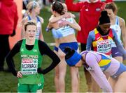 10 December 2017; Fionnuala McCormack of Ireland after competing in the Senior Women's event during the European Cross Country Championships 2017 at Samorin in Slovakia. Photo by Sam Barnes/Sportsfile
