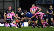 10 December 2017; Tadhg Furlong of Leinster takes on Jack Yeandle during the European Rugby Champions Cup Pool 3 Round 3 match between Exeter Chiefs and Leinster at Sandy Park in Exeter, England.  Photo by Brendan Moran/Sportsfile