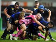 10 December 2017; Jack Conan of Leinster is tackled by Jack Yeandle of Exeter Chiefs during the European Rugby Champions Cup Pool 3 Round 3 match between Exeter Chiefs and Leinster at Sandy Park in Exeter, England.  Photo by Brendan Moran/Sportsfile