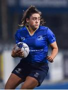 9 December 2017; Aimee Clarke of Leinster during the Women's Interprovincial Series match between Leinster and Connacht at Donnybrook Stadium in Dublin. Photo by David Fitzgerald/Sportsfile