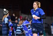 9 December 2017; Aine Donnelly of Leinster runs out ahead of the Women's Interprovincial Series match between Leinster and Connacht at Donnybrook Stadium in Dublin. Photo by David Fitzgerald/Sportsfile