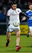 26 November 2017; Christopher McKaigue of Slaughtneil during the AIB Ulster GAA Football Senior Club Championship Final match between Slaughtneil and Cavan Gaels at the Athletic Grounds in Armagh. Photo by Oliver McVeigh/Sportsfile