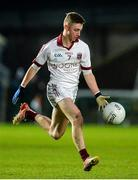 26 November 2017; Keelan Feeney of Slaughtneil during the AIB Ulster GAA Football Senior Club Championship Final match between Slaughtneil and Cavan Gaels at the Athletic Grounds in Armagh. Photo by Oliver McVeigh/Sportsfile
