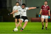 28 October 2017; Joe McMahon of Omagh St Enda's during the AIB Ulster GAA Football Senior Club Championship Quarter-Final match between Slaughtneil and Omagh St Enda's at Celtic Park in Derry. Photo by Oliver McVeigh/Sportsfile