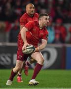 26 December 2017; JJ Hanrahan of Munster during the Guinness PRO14 Round 11 match between Munster and Leinster at Thomond Park in Limerick. Photo by Brendan Moran/Sportsfile