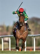 29 December 2017; Spider Web, with Shane Crimin up, on their way to winning the Adare Manor Opportunity Handicap Steeplechase on day 4 of the Leopardstown Christmas Festival at Leopardstown in Dublin. Photo by Seb Daly/Sportsfile