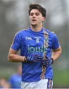 30 December 2017; Ross O'Brien of Wicklow during the Bord na Móna O'Byrne Cup Group 3 First Round match between Wicklow and Carlow at Bray Emmets GAA Club, Bray in Wicklow. Photo by Matt Browne/Sportsfile