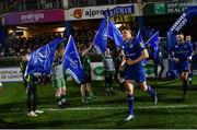 6 January 2018; Garry Ringrose of Leinster ahead of the Guinness PRO14 Round 13 match between Leinster and Ulster at the RDS Arena in Dublin. Photo by Ramsey Cardy/Sportsfile