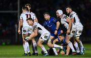 6 January 2018; Johnny Stewart of Ulster during the Guinness PRO14 Round 13 match between Leinster and Ulster at the RDS Arena in Dublin. Photo by Ramsey Cardy/Sportsfile