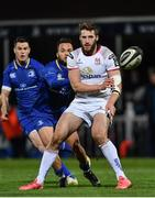 6 January 2018; Stuart McCloskey of Ulster during the Guinness PRO14 Round 13 match between Leinster and Ulster at the RDS Arena in Dublin. Photo by Ramsey Cardy/Sportsfile