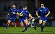 6 January 2018; Sean Cronin of Leinster during the Guinness PRO14 Round 13 match between Leinster and Ulster at the RDS Arena in Dublin. Photo by Ramsey Cardy/Sportsfile