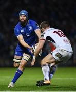 6 January 2018; Scott Fardy of Leinster during the Guinness PRO14 Round 13 match between Leinster and Ulster at the RDS Arena in Dublin. Photo by Ramsey Cardy/Sportsfile