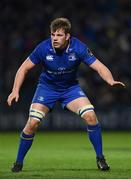 6 January 2018; Jordi Murphy of Leinster during the Guinness PRO14 Round 13 match between Leinster and Ulster at the RDS Arena in Dublin. Photo by Ramsey Cardy/Sportsfile