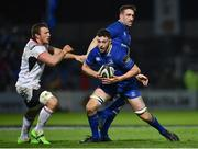 6 January 2018; Josh Murphy of Leinster in action against Jean Deysel of Ulster during the Guinness PRO14 Round 13 match between Leinster and Ulster at the RDS Arena in Dublin. Photo by Ramsey Cardy/Sportsfile