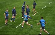 9 January 2018; Josh van der Flier in action during Leinster Rugby squad training at Donnybrook Stadium in Dublin. Photo by Brendan Moran/Sportsfile