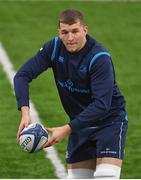9 January 2018; Ross Molony in action during Leinster Rugby squad training at Donnybrook Stadium in Dublin. Photo by Brendan Moran/Sportsfile