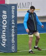 9 January 2018; James Ryan during Leinster Rugby squad training at Donnybrook Stadium in Dublin. Photo by Brendan Moran/Sportsfile