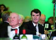 12 January 2018; Republic of Ireland assistant manager Roy Keane during the SSE Airtricity / Soccer Writers Association of Ireland Awards 2017 at The Conrad Hotel in Dublin. Photo by Stephen McCarthy/Sportsfile