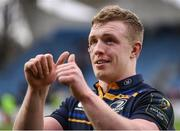 14 January 2018; Dan Leavy of Leinster following the European Rugby Champions Cup Pool 3 Round 5 match between Leinster and Glasgow Warriors at the RDS Arena in Dublin. Photo by Stephen McCarthy/Sportsfile