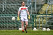 14 January 2018; Rob Hennelly of Mayo before the Connacht FBD League Round 4 match between Roscommon and Mayo at Dr Hyde Park in Roscommon. Photo by Piaras Ó Mídheach/Sportsfile