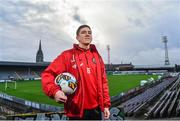 16 January 2018; Bohemian FC player Oscar Brennan in attendance at the More Than A Club, Bohemian FC launch at Dalymount Park in Dublin.  Photo by David Fitzgerald/Sportsfile