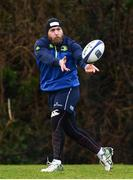 16 January 2018; Richardt Strauss during Leinster Rugby squad training at UCD in Dublin. Photo by Ramsey Cardy/Sportsfile