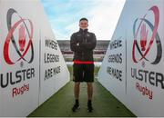 17 January 2018; Jacob Stockdale in attendance during an Ulster Rugby Press Conference at Kingspan Stadium, in Belfast. Photo by John Dickson/Sportsfile