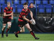 17 January 2018; Craig Strong of Kilkenny College during the Bank of Ireland Leinster Schools Vinnie Murray Cup Round 2 match between Wesley College and Kilkenny College at Donnybrook Stadium, in Dublin. Photo by Matt Browne/Sportsfile