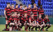 17 January 2018; The Kilkenny College team before the Bank of Ireland Leinster Schools Vinnie Murray Cup Round 2 match between Wesley College and Kilkenny College at Donnybrook Stadium, in Dublin. Photo by Matt Browne/Sportsfile
