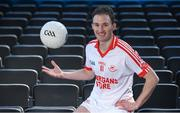 18 January 2018; Former Mayo footballer and current Ballintubber player Alan Dillon in attendance at the launch of GAA Player Conference at Croke Park in Dublin. The first ever GAA Player Conference Launch takes place in Croke Park on Saturday February 17th, 2018 and is open to all GAA players. Bookings can be made via http://learning.gaa.ie/player Photo by Sam Barnes/Sportsfile