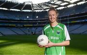 18 January 2018; Cahir and Tipperary footballer Aisling Moloney in attendance during the launch of GAA Player Conference at Croke Park in Dublin. The first ever GAA Player Conference Launch takes place in Croke Park on Saturday February 17th, 2018 and is open to all GAA players. Bookings can be made via http://learning.gaa.ie/player Photo by Sam Barnes/Sportsfile