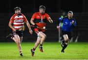 18 January 2018; Conor Gleeson of University College Cork in action against Michael Kearney of Cork Institute of Technology during the Electric Ireland HE GAA Fitzgibbon Cup Group A Round 2 match between Cork Institute of Technology and University College Cork at Cork IT, in Bishopstown, Cork. Photo by Matt Browne/Sportsfile