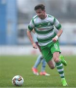 20 January 2018; Ronan Finn of Shamrock Rovers during the Pre-season Friendly match between Shamrock Rovers and Cobh Ramblers at Tallaght Stadium in Dublin. Photo by Eóin Noonan/Sportsfile