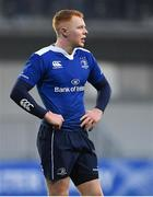 20 January 2018; Gavin Mullin of Leinster A during the British & Irish Cup Round 6 match between Leinster 'A' and Doncaster Knights at Donnybrook Stadium in Dublin. Photo by Brendan Moran/Sportsfile