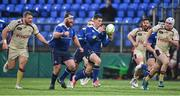 20 January 2018; Noel Reid of Leinster A makes a break during the British & Irish Cup Round 6 match between Leinster 'A' and Doncaster Knights at Donnybrook Stadium in Dublin. Photo by Brendan Moran/Sportsfile